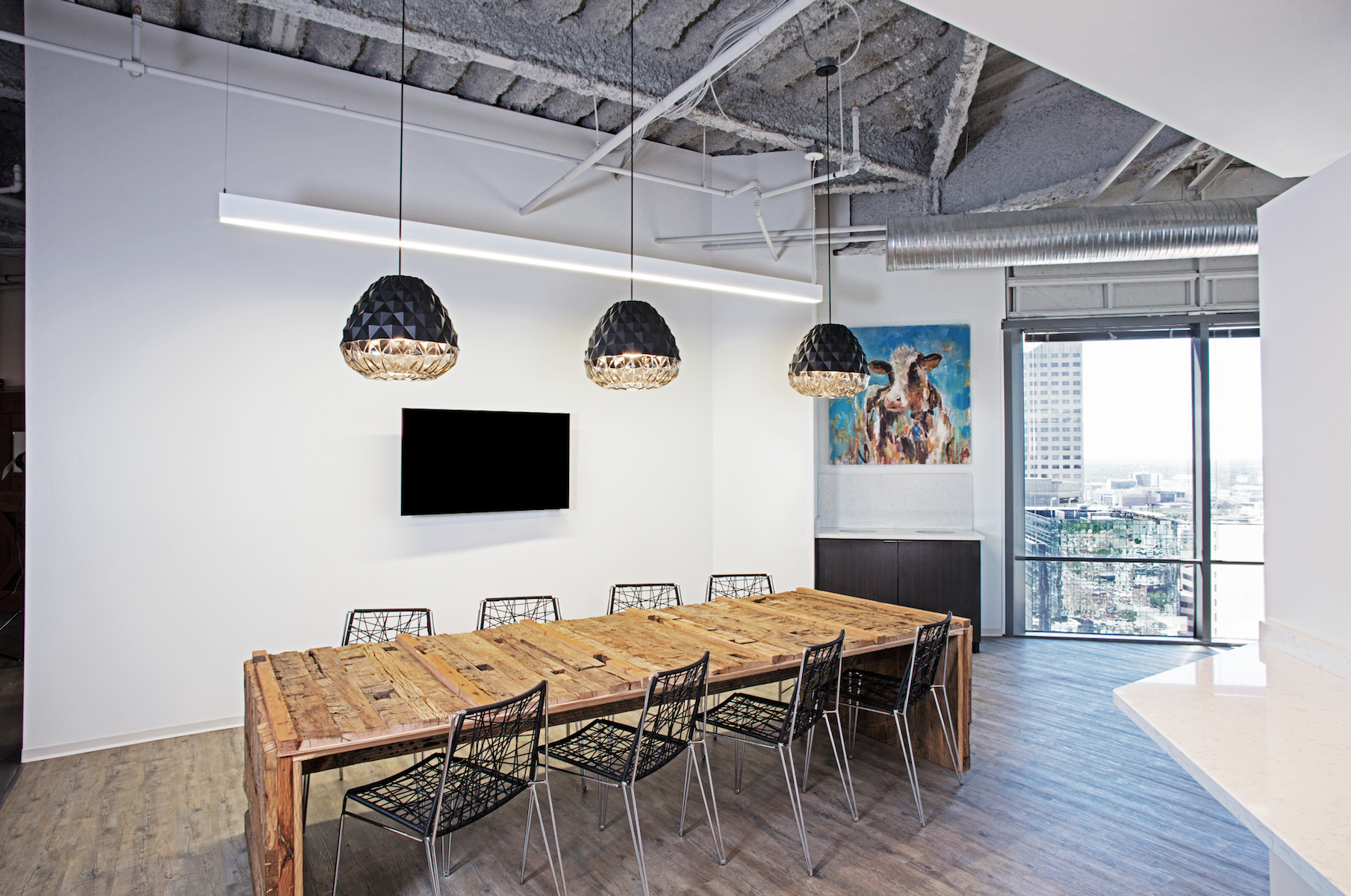 Create a comfortable space where your team can dive into collaboration